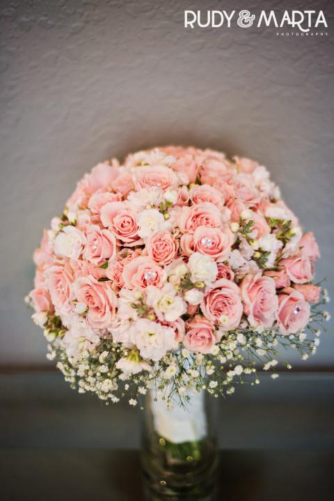 bride bouquet orlando wedding