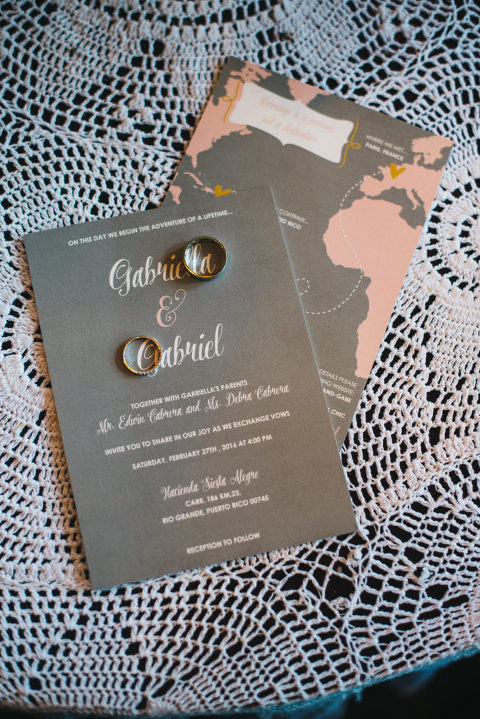 puerto rico invitations