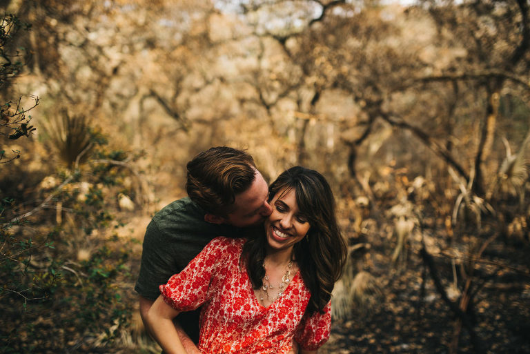 wekiwa springs engagement session