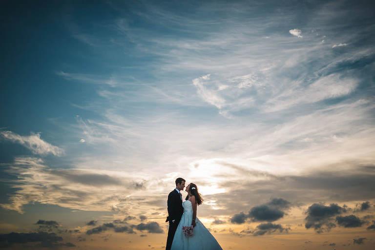 clearwater florida beach wedding