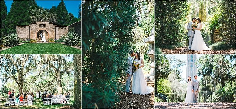 Bok Tower Gardens Wedding