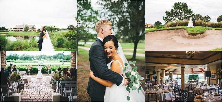 Eagle Creek Golf Club Weddings