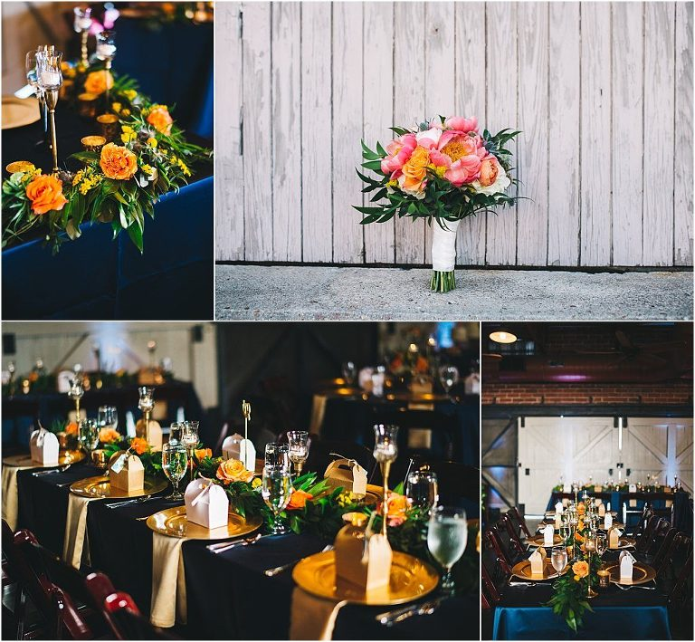 Winter Park Farmers Market Wedding: Colorful Wedding At Winter Park Farmers' Market