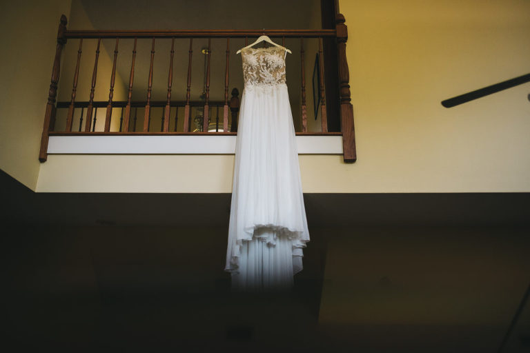 creative wedding dress picture