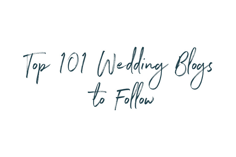 101 best wedding blogs for inspiration trends and advice 101 best wedding blogs for inspiration and trends junglespirit Image collections