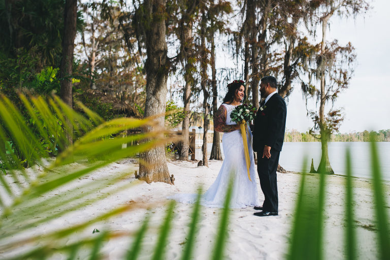 six hour wedding at paradise cove orlando