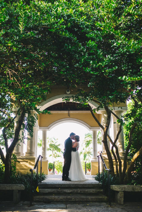 hollis gardens wedding