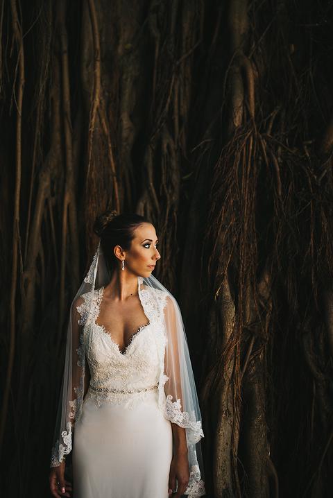 destination bride puerto rico san juan wedding portrait